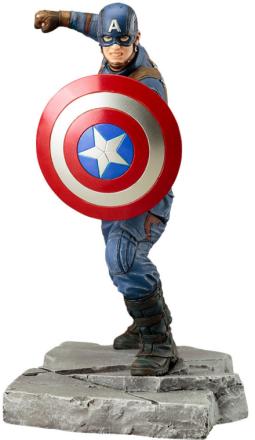 Marvel - Captain America (Civil War) - Artfx+