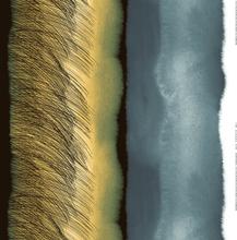 Kuuskajaskari kangas harmaa-keltainen-musta