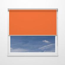 Rullegardiner - Orange - U1241
