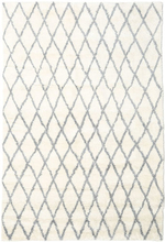 Queens - Grå - Comb. matta 250x350 Orientalisk Matta