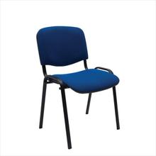 FTI - Comfort Basic stol med sortlakeret stel