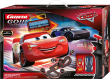 Carrera Go Disney Pixar Cars Neon Nights 530 cm 1:43
