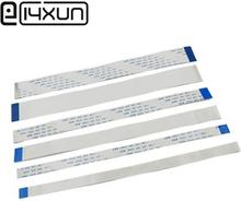 5pcs FFC/FPC Flat Flex Cable 10Pin 20Pin 30Pin 40Pin 50Pin 60Pin Type A/B 0.5mm Pitch AWM VW-1 20624 80C 60V Length 20cm/200mm