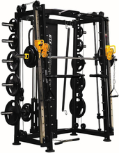 Master Fitness Smith / Functional Trainer X15, Master Smithmaskiner