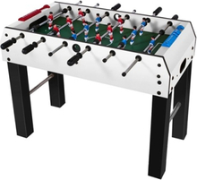 Stanlord - Foosball Table - Monopoly White Edition