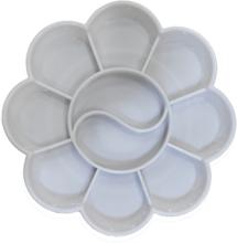 Plastpalett - Blomma