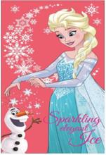 Disney frozen - frost handduk 35 x 65 cm korall 99486916166c2