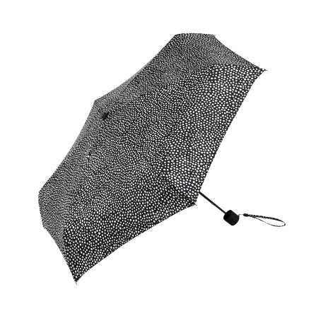 Pirput Parput sateenvarjo musta-valkoinen