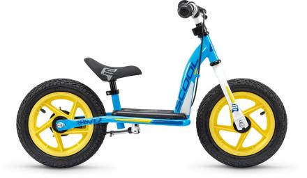 s'cool pedeX easy 12 Løbecykel Børn blå 2019 Løbecykler