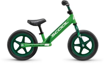 s'cool pedeX race Løbecykel Børn grøn 2019 Løbecykler