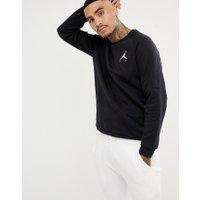Nike - Jordan - Svart sweatshirt med logga 940170-010 - Svart