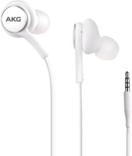 AKG Hörlurar med mikrofon, In-Ear till Samsung, Vit