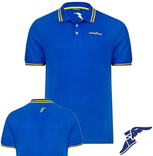 Goodyear polo skjorte fremme Goodyear