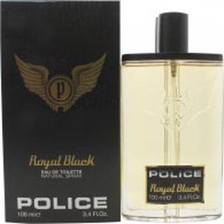 Police Royal Black Eau de Toilette 100ml