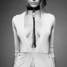 MAZE Collar With Flogger