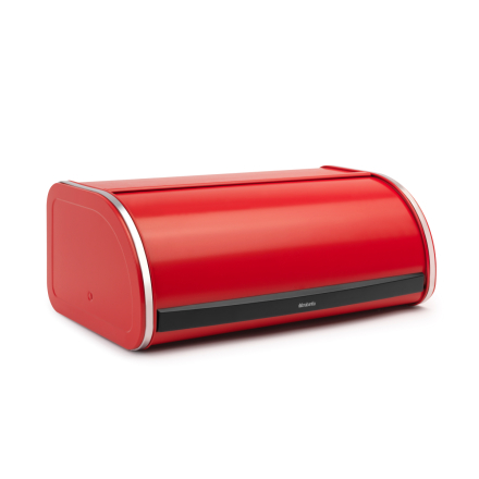 Roll Top leipälaatikko keskikokoinen passion red (punainen)