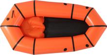 nortik LightRaft Båd, orange/black 2020 Gummibåde