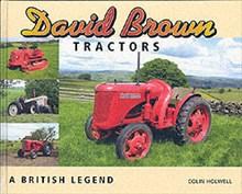 David brown tractors - a british legend