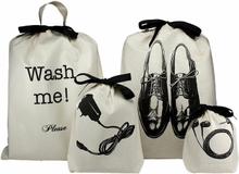 Mens 4-pack Travel Bags