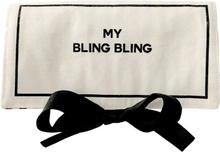 Jewlery Case Bling Bling White