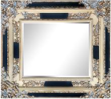 Steve Art Gallery Spegel I guld, yttermått 88x98 cm