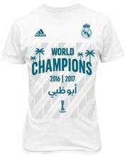 aecc2eb4 Real Madrid T-Skjorte Club World Cup winner 2016/17 - Hvit Barn