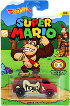 Hot Wheels - Super Mario - Super Van (djk70)