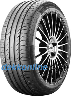 Continental ContiSportContact 5 SSR ( 225/45 R17 91W *, runflat )