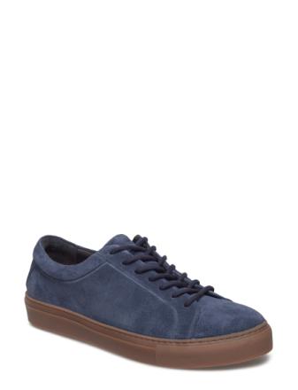 Spartacus Suede Shoe H Y Outsole Lave Sneakers Blå ROYAL REPUBLIQ