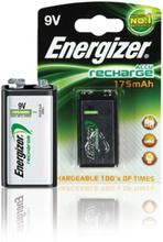 Batteri NiMH LR22 8.4 V 175 mAh PowerPlus 1-blister