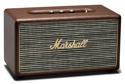 Marshall StanmoreBrown hi-fi-høyttaler brun