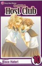Ouran high school host club, vol. 10