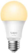 TP-Link Tapo Smart Wi-Fi Light Bulb, Dimmable, White, E27 (2700K) /Tapo L510E v1