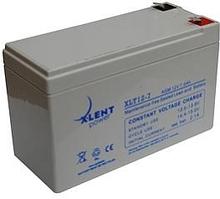 Xlent 12V Blybatteri 7Ah 3-5 års