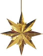 Julstjärna i metall Mini 25cm