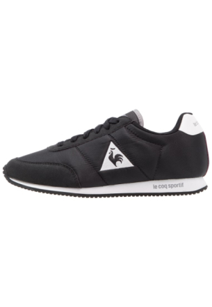 le coq sportif RACERONE NYLON Joggesko black/optical white