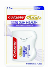 Colgate Total Pro Gum Health Floss 25 m