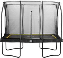 SALTA Studsmatta Comfort Rektangulær 214x305 cm, svart