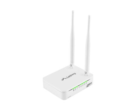 Wireless Router DSL N300 4x 100MB 2T2R MIMO 2.4GHZ IPTV Support