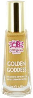 Cocoa Brown Golden Goddess Shimmering Dry Body Oil 50 ml