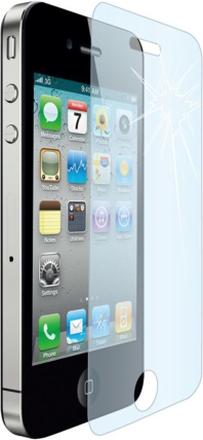 Alpexe Muvit Premium skärmskydd i härdat glas till iphone 4/4s