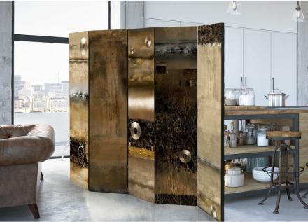 Scandinavian Artstore Rumsavdelare - Metal Alliance II - 225x172 cm