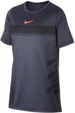 Nike Court Rafael Nadal Legend Tee Boy Hyper Crimson Grey 152