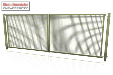 Nätgrind - Komplett dubbel OG Nätgrind DVG1500x4000mm OG