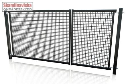 Nätgrind - Komplett dubbel SV Nätgrind DVG1500x3000mm SV
