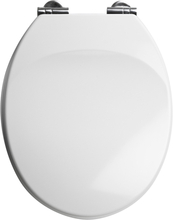 Gelia 3013120421 WC-sits universal Vit, soft close