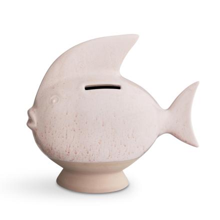 Sparedyr säästölipas kala vaaleanpunainen