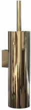 Frost Nova2 Toalettbørste t/veggmontering, Gull