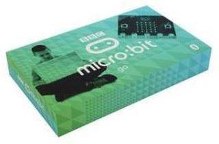 micro:bit Go (inkl. USB-kabel, batteri m hållare)