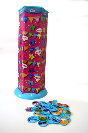 Goodie Gusher - The Key to Party Fun - Pink